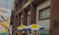 Servidores dos Correios fazem novo ato em Rio Branco após duas semanas em greve